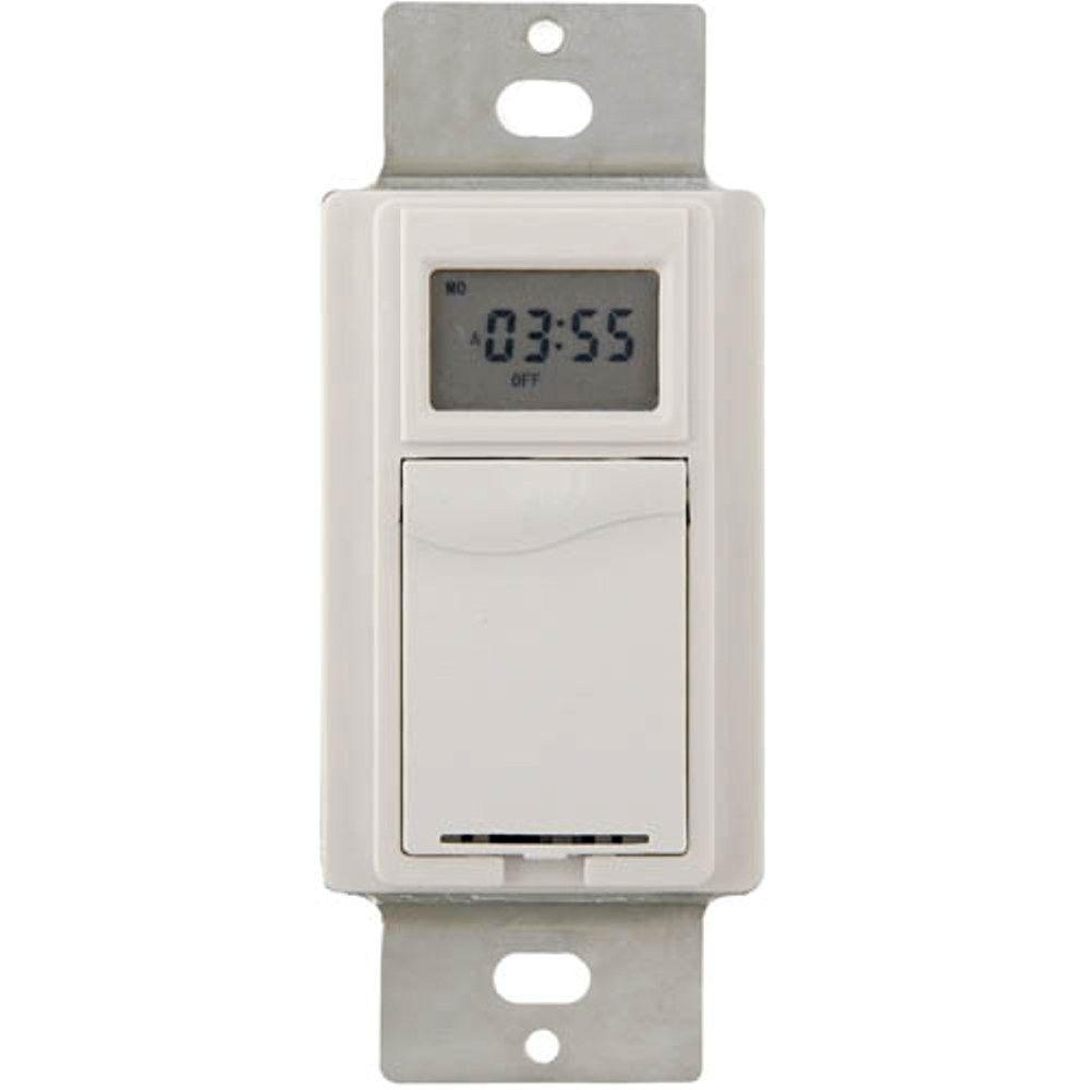 white westek timers tmdw40 64_1000 westek 277 volt hd digital in wall timer white tmdw40 the home  at nearapp.co