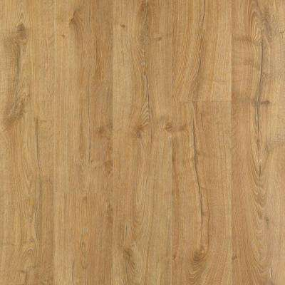 Outlast+ Waterproof Marigold Oak 10 mm T x 7.48 in. W x 47.24 in. L Laminate Flooring (19.63 sq. ft. / case)