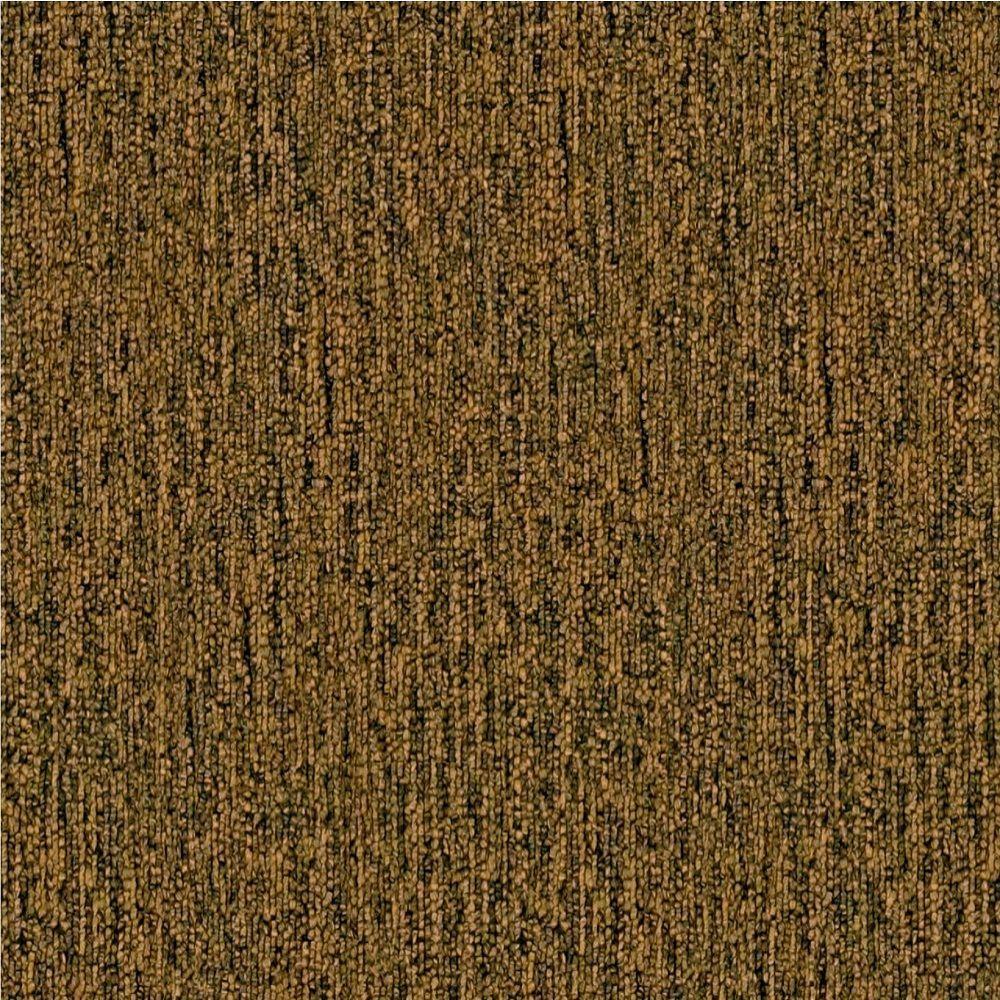TrafficMASTER Key Player 26 - Color Old Yeller 12 ft. Carpet