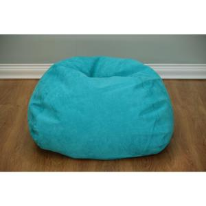 Pleasing Ace Casual Furniture Turquoise Microsuede Bean Bag 9801301 Gmtry Best Dining Table And Chair Ideas Images Gmtryco