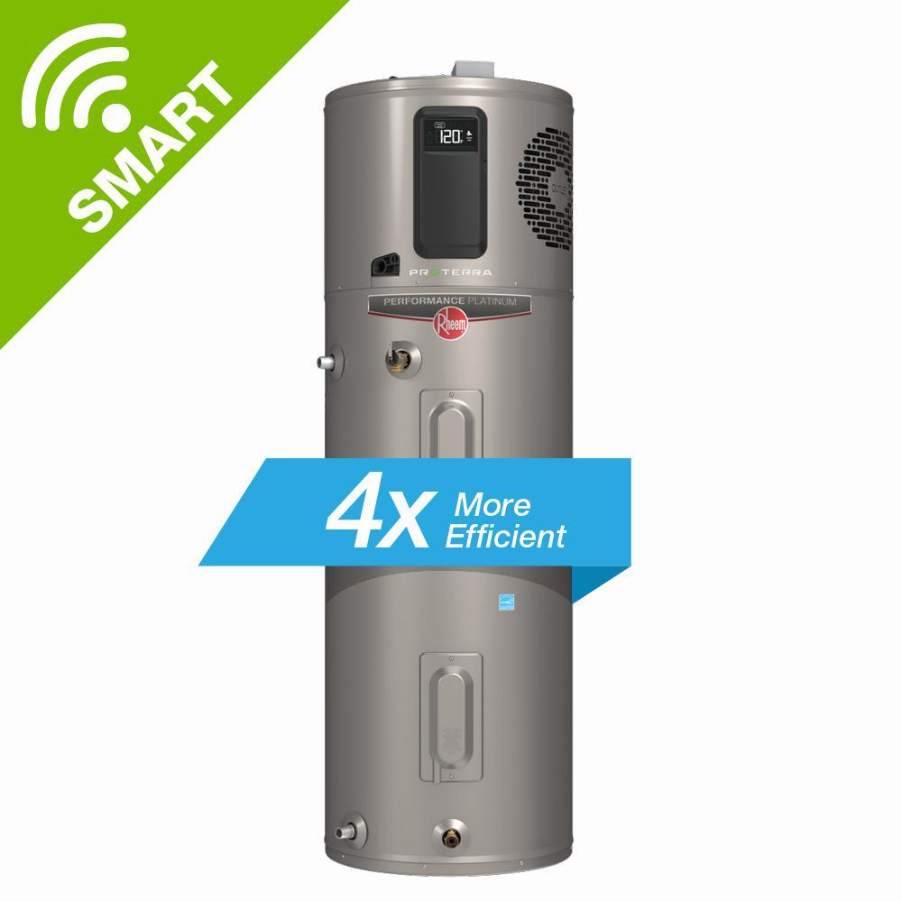 Performance Platinum 50 Gal. 10-Year Hybrid High Efficiency Smart Tank Electric Water Heater
