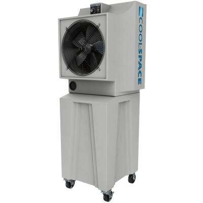GLACIER-18-TB 2825 CFM 12-Speed Portable Evaporative Cooler for 1200 sq. ft.