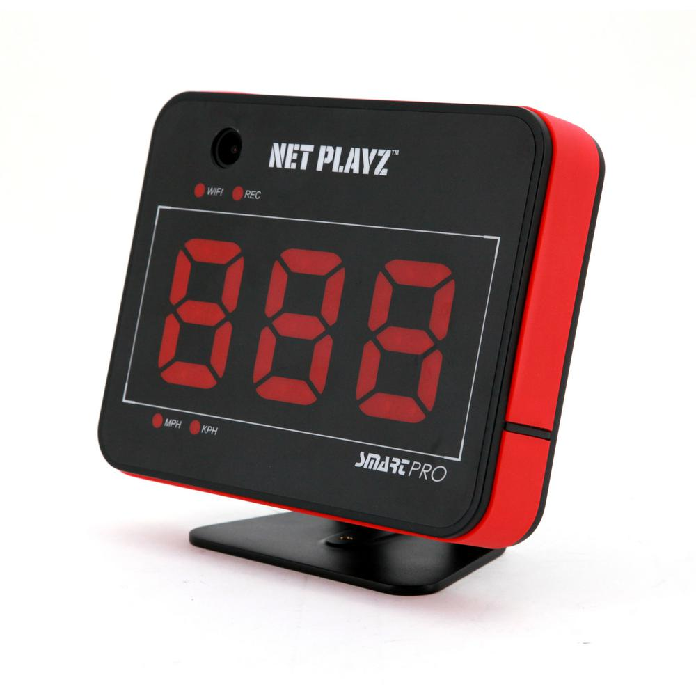 Net Playz Smart Pro Speed Vision (Radar with Camera, Built-In Wi-Fi)