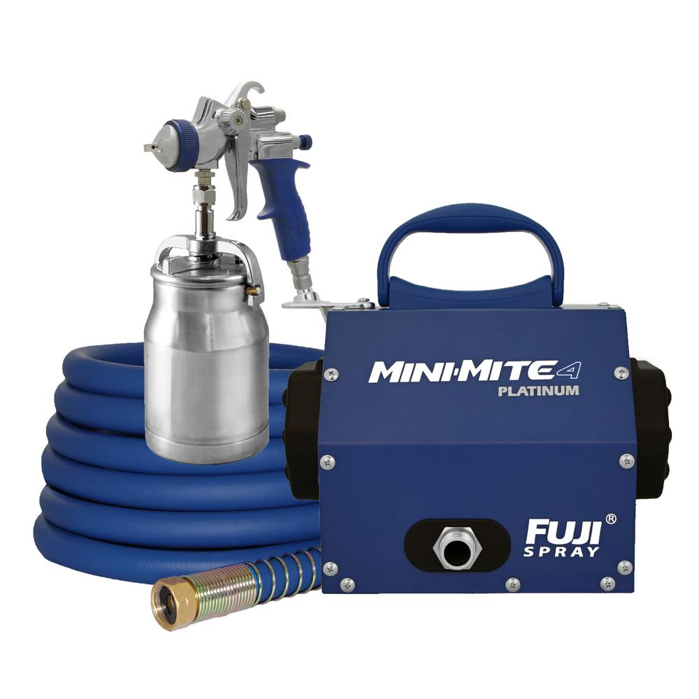 Mini-Mite 4 Platinum - T70 HVLP Spray System