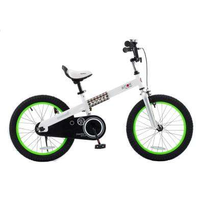 Buttons Kids Bike with 18 in. Wheels in Green