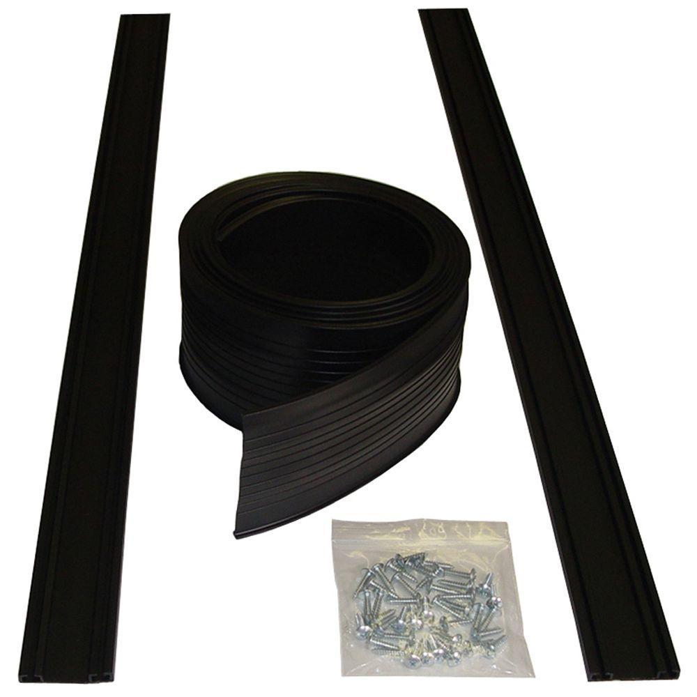 Proseal 9 Ft Garage Door Bottom Seal Kit 54009 The Home
