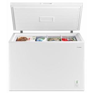 Amana 9 Cu Ft Chest Freezer In White With Flexible Installation