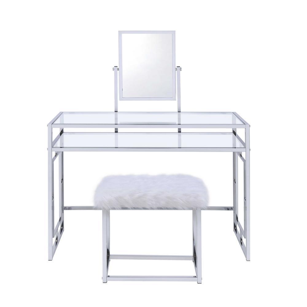 Acme Furniture Josh 2 Piece White And
