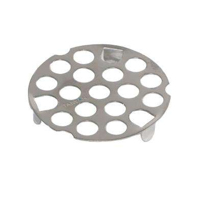 1-5/8 in. Snap-In Strainer in Chrome (10-Pack)
