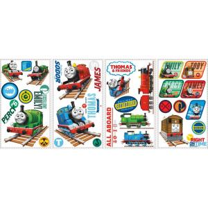 Internet #203414220. RoomMates Thomas The Tank Engine Peel And Stick Wall  Decal Part 51