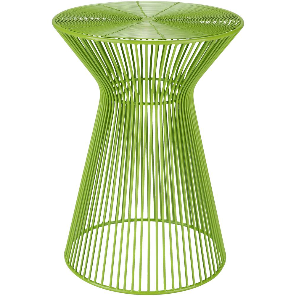 Artistic Weavers Orth Lime Accent Table