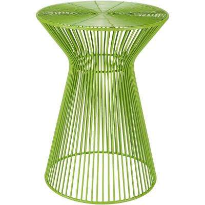 Orth Lime Accent Table