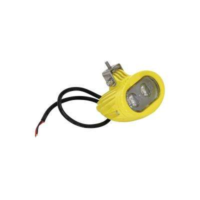 Blue LED Lift Truck Safety Light