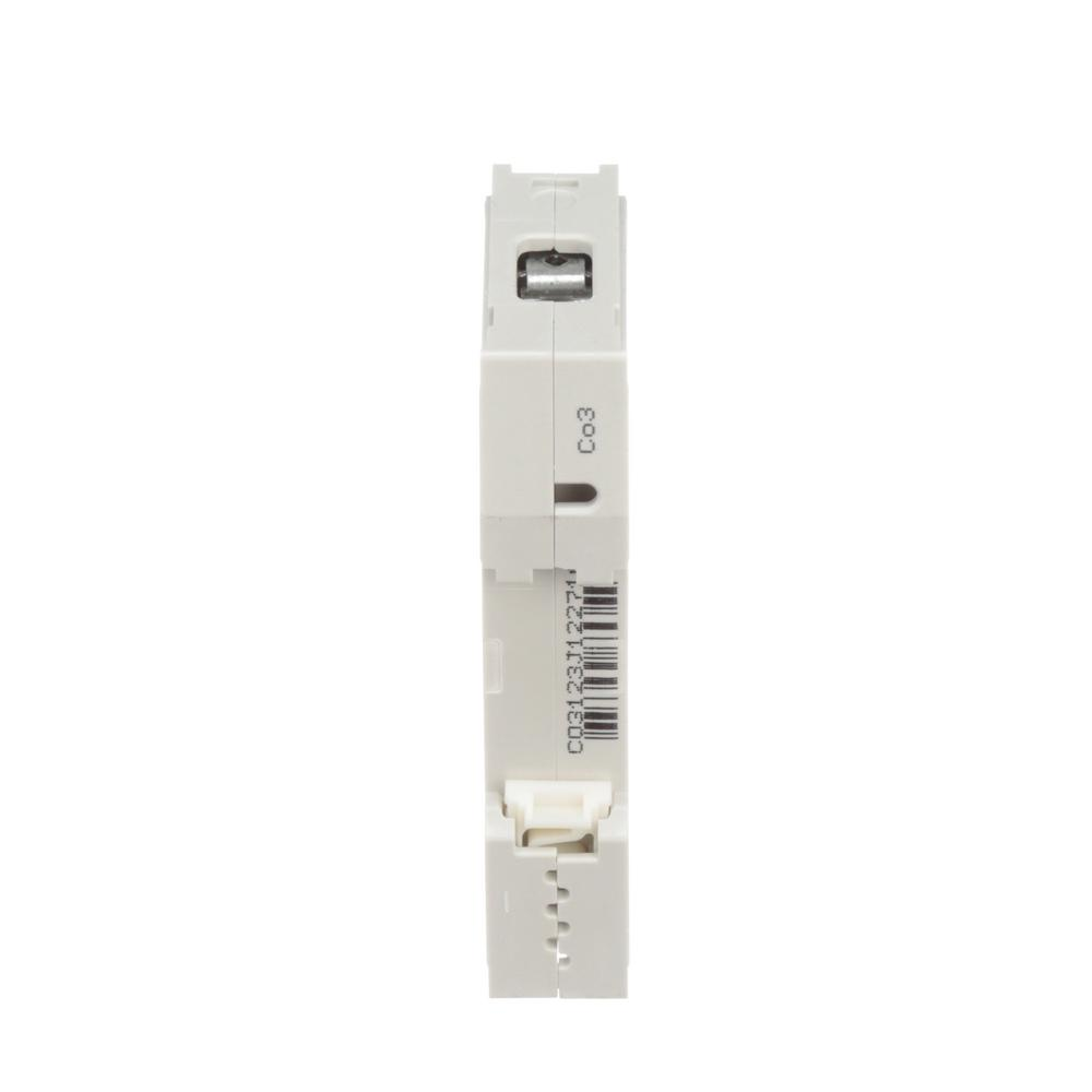 3 Amp Single-Pole Circuit Breaker Tripping Characteristic C