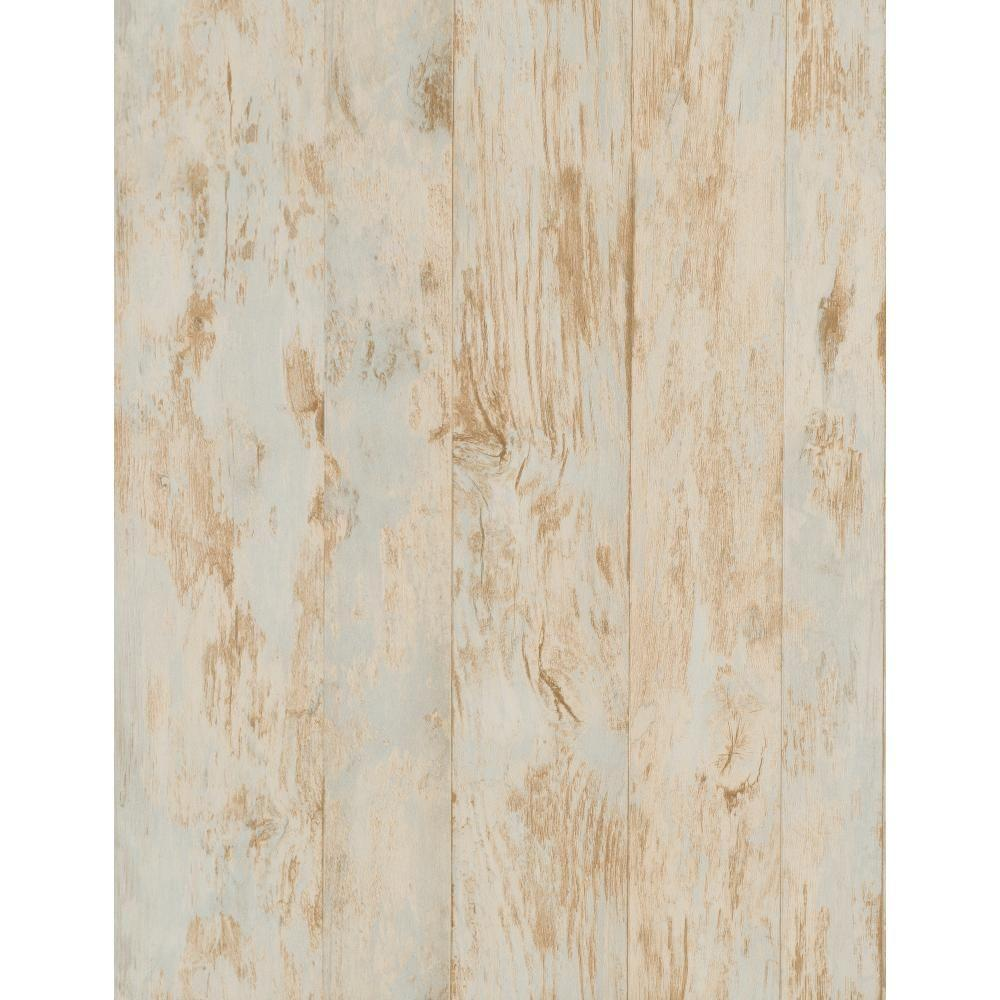 York Wallcoverings Weathered Finishes Wood Wallpaper ...