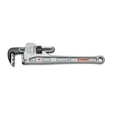 14 in. Aluminum Pipe Wrench