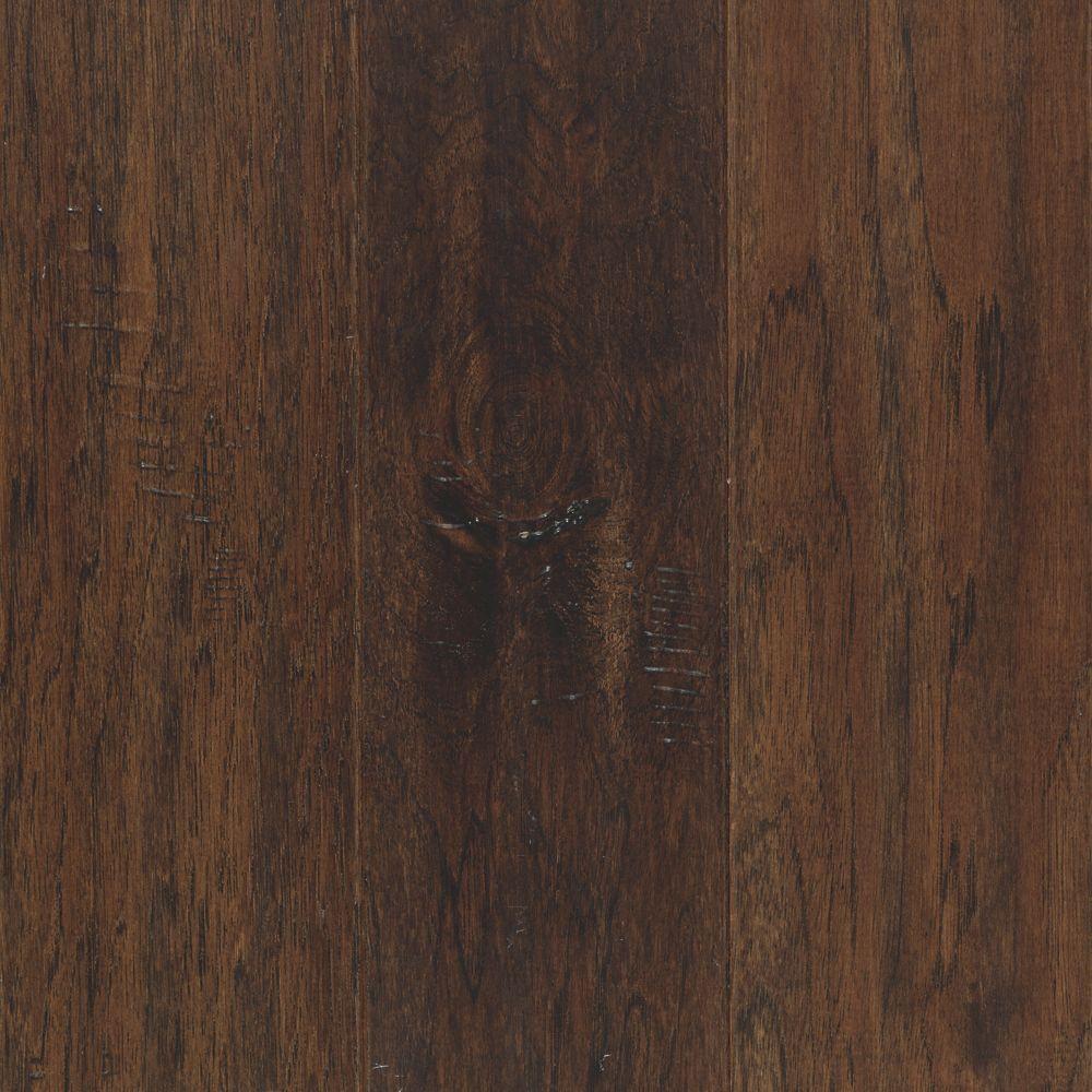 Mohawk Steadman Mocha Hickory 3/8 in. Thick x 5 in. Wide x Random Length Engineered Hardwood Flooring (28.25 sq. ft. / case)