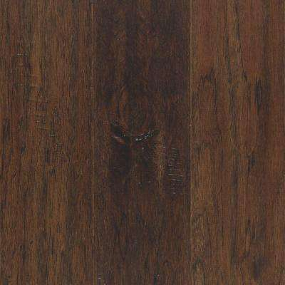 Steadman Mocha Hickory 3/8 in. Thick x 5 in. Wide x Random Length Engineered Hardwood Flooring (28.25 sq. ft. / case)