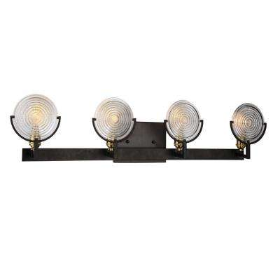 Bhima 4-Light Brown Sconce