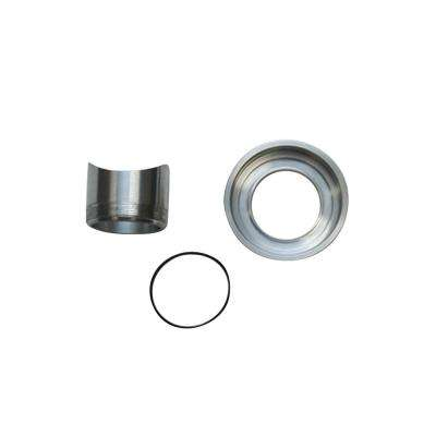Weld Flange Kit for HKS SSQ style Blow Off Valves AL Weld Fitting / AL Thread On Flange