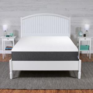 Deals on Sealy 10 in. Twin Hybrid Mattress in a Box