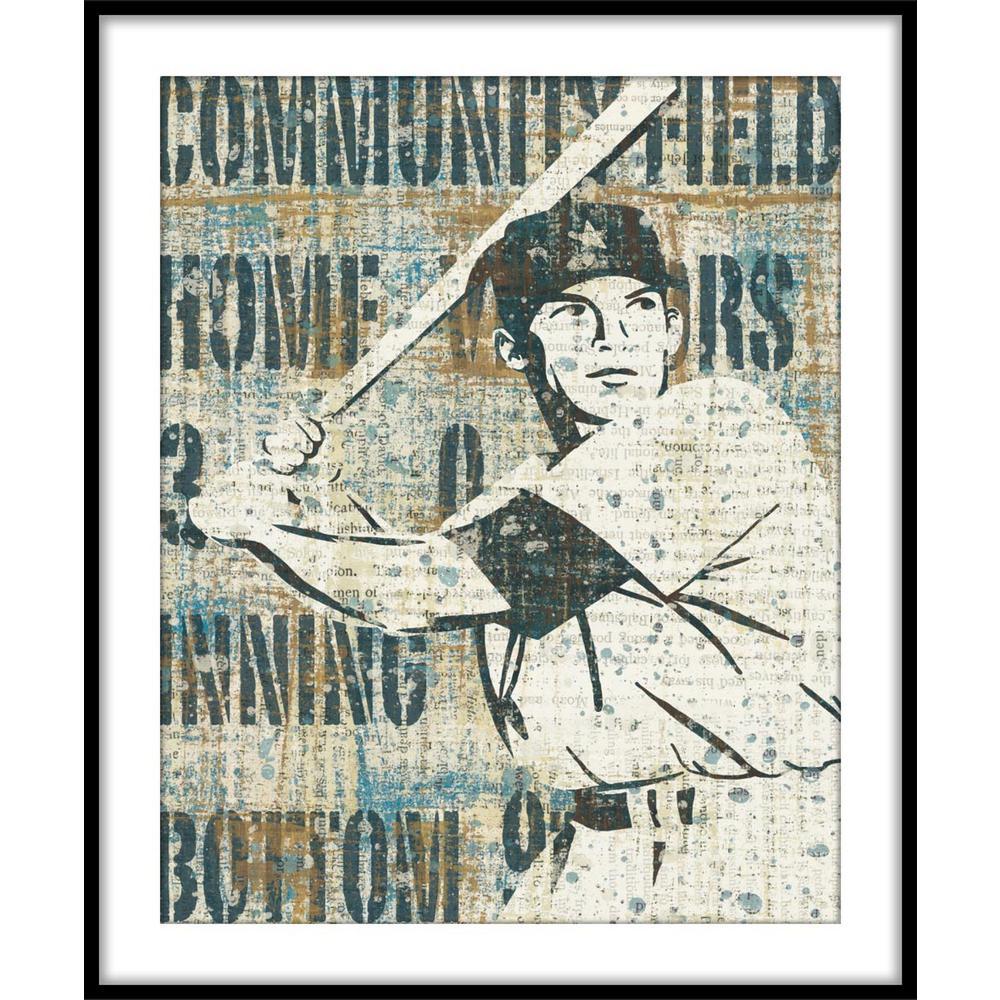 Mens scoreboard baseballframed wall art 1 75943 the home depot