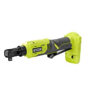 18-Volt ONE+ Cordless 3/8 in. 4-Position Ratchet (Tool Only)
