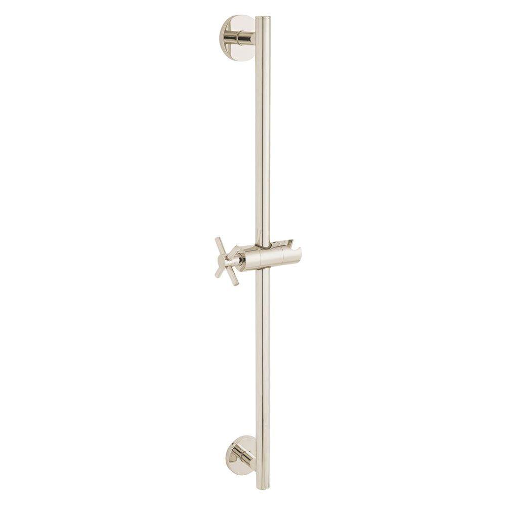 Speakman Neo 25-3/4 in. Shower Slide Bar in Polished Nickel-DISCONTINUED