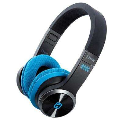Splashproof Rugged Foldable Bluetooth Rechargeable Headphones