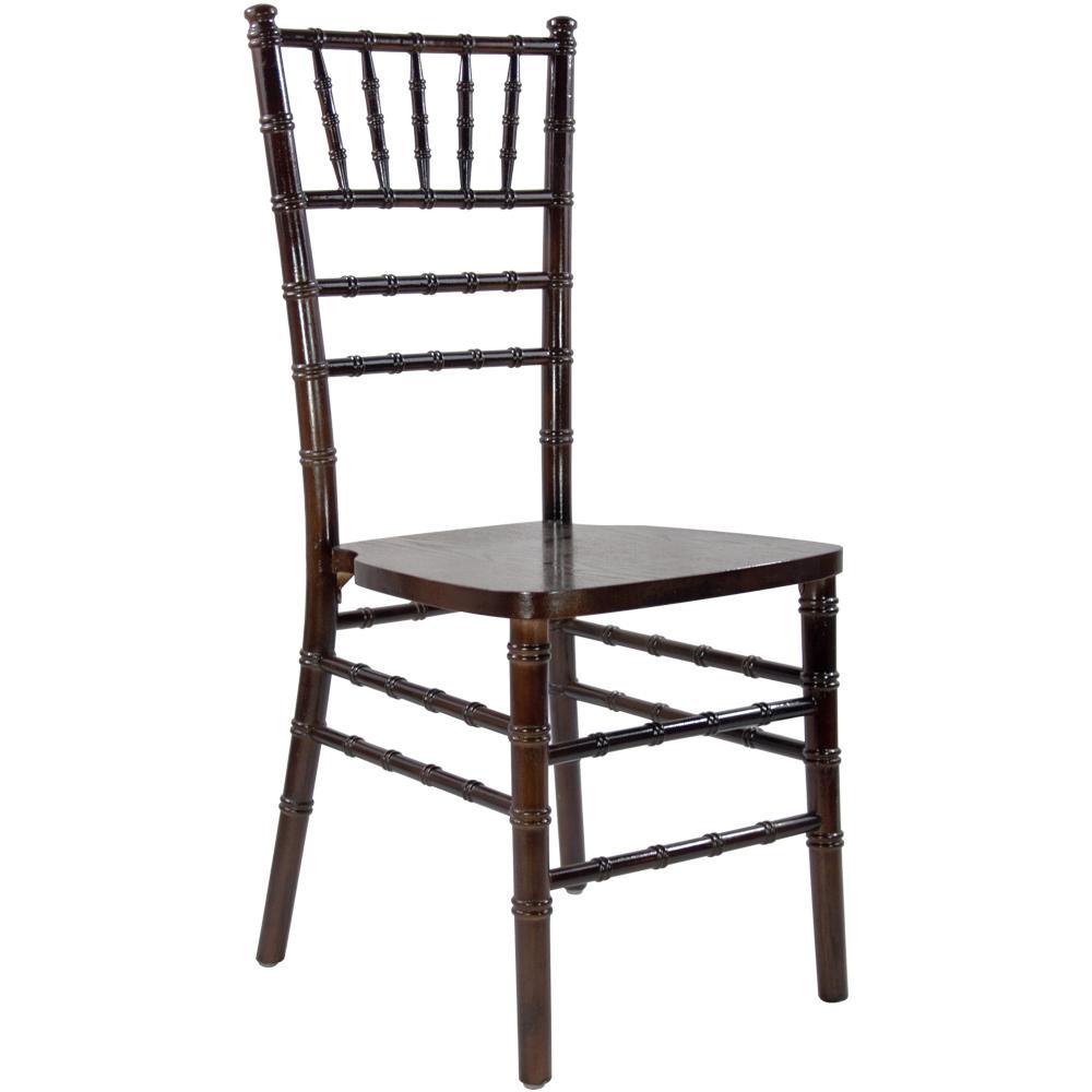 Fruitwood Wood Chiavari Chair