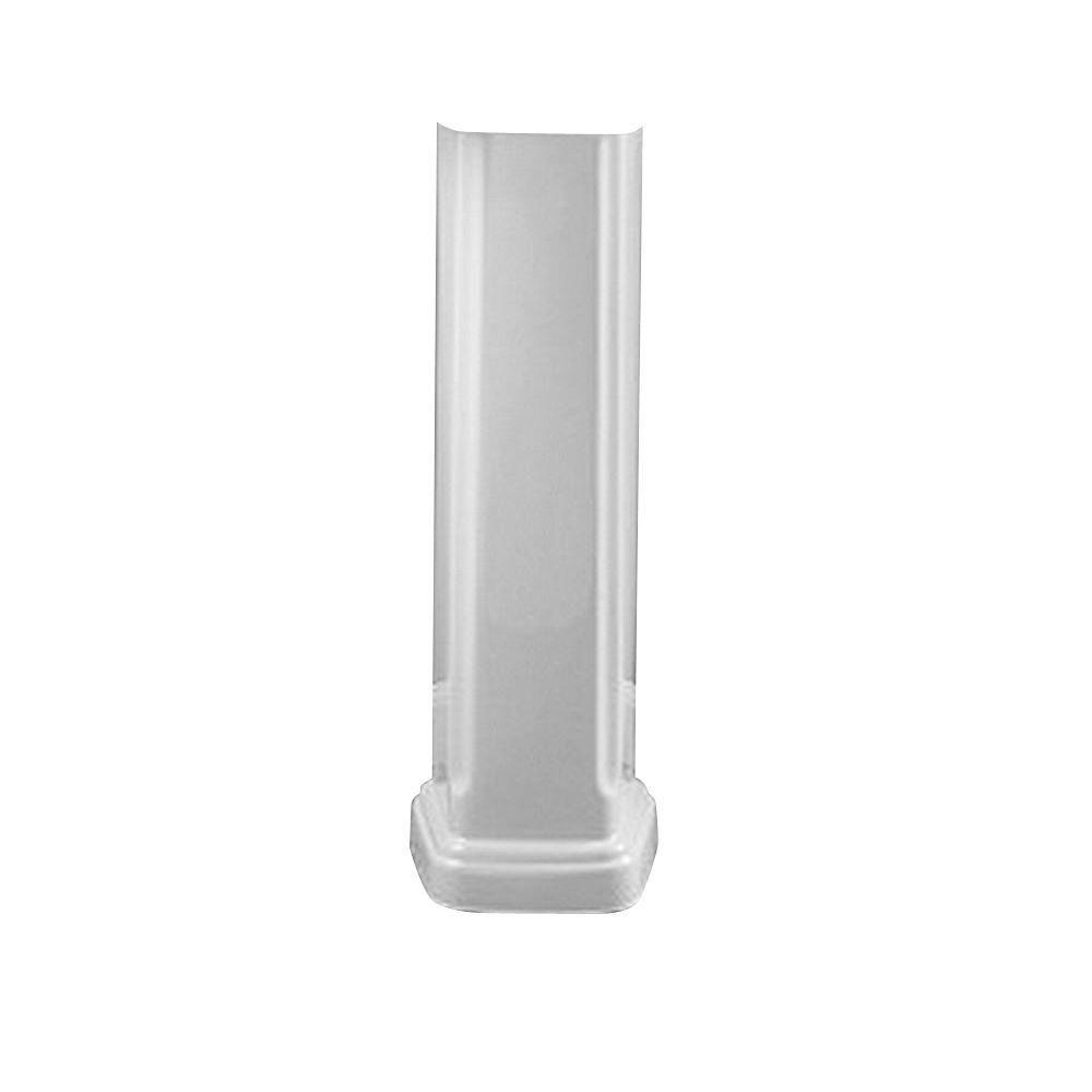 Portsmouth Pedestal Leg in White