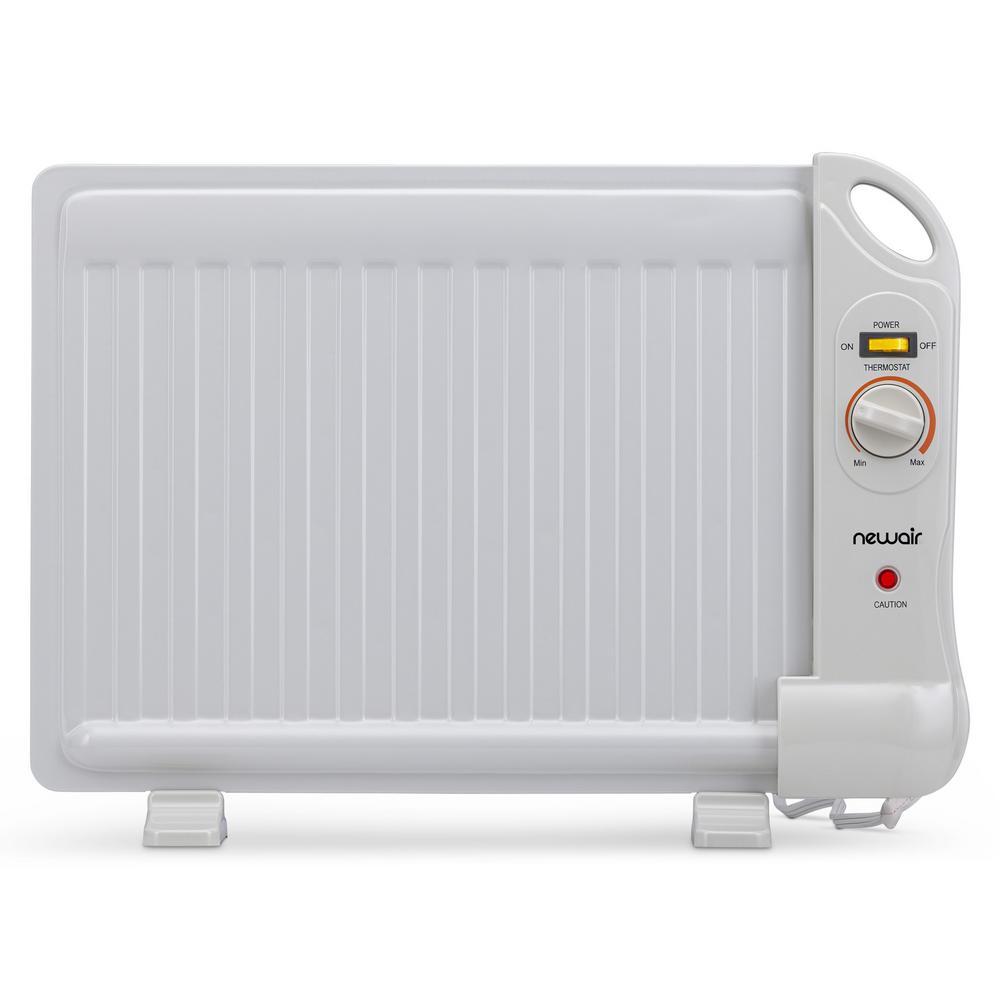 Radiator 3000 Watt.Premium 400 Watt Electric Oil Filled Smart Safety Slim Portable Radiant Space Heater For Personal Under Desk White