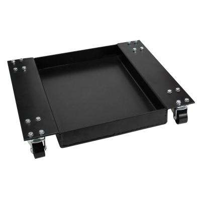 Dolly Tray for Wide Motorcycle Scissor Jack