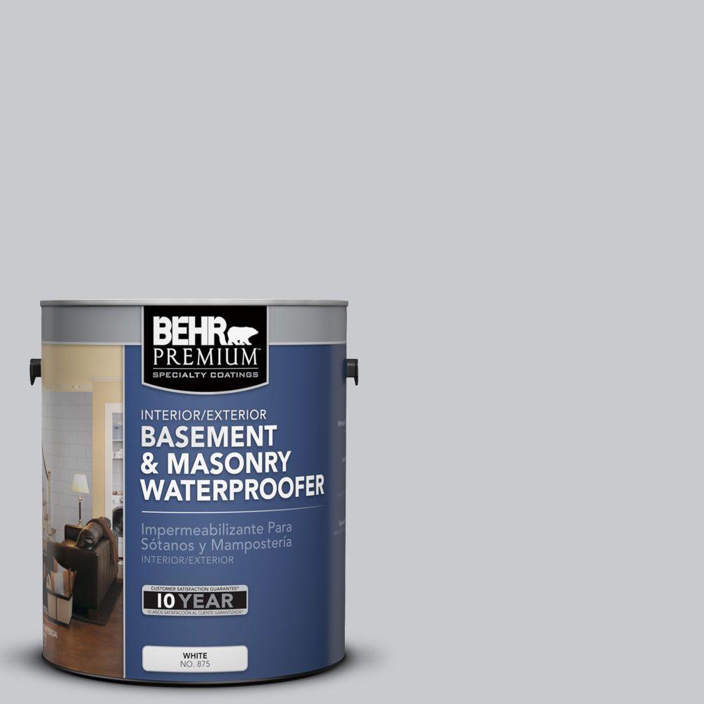 BEHR Premium 1 gal. #BW-34 Nimbus Basement and Masonry Waterproofer