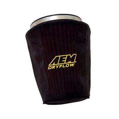 Air Filter Wrap 7 1/2 inch Base 5 inch Top 9 inch Tall