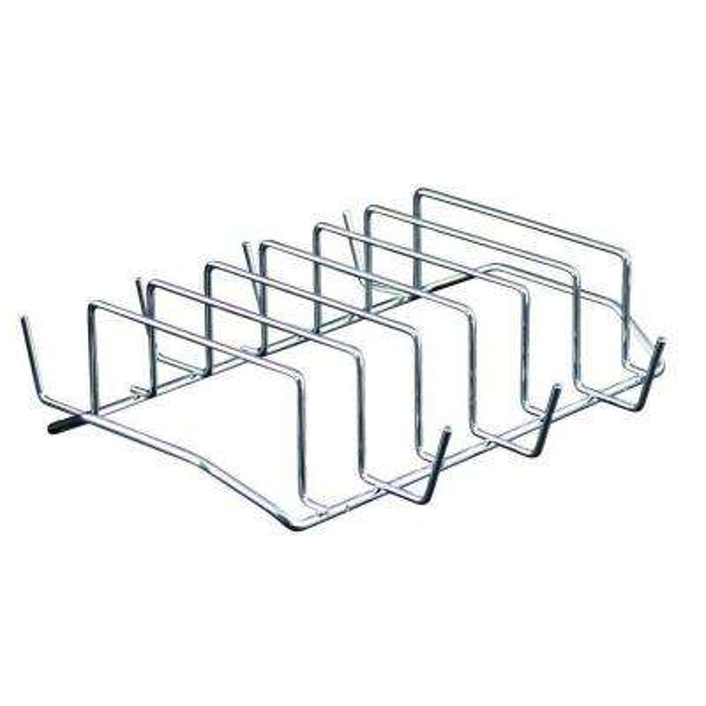 Rib-Rack Grill Accessory