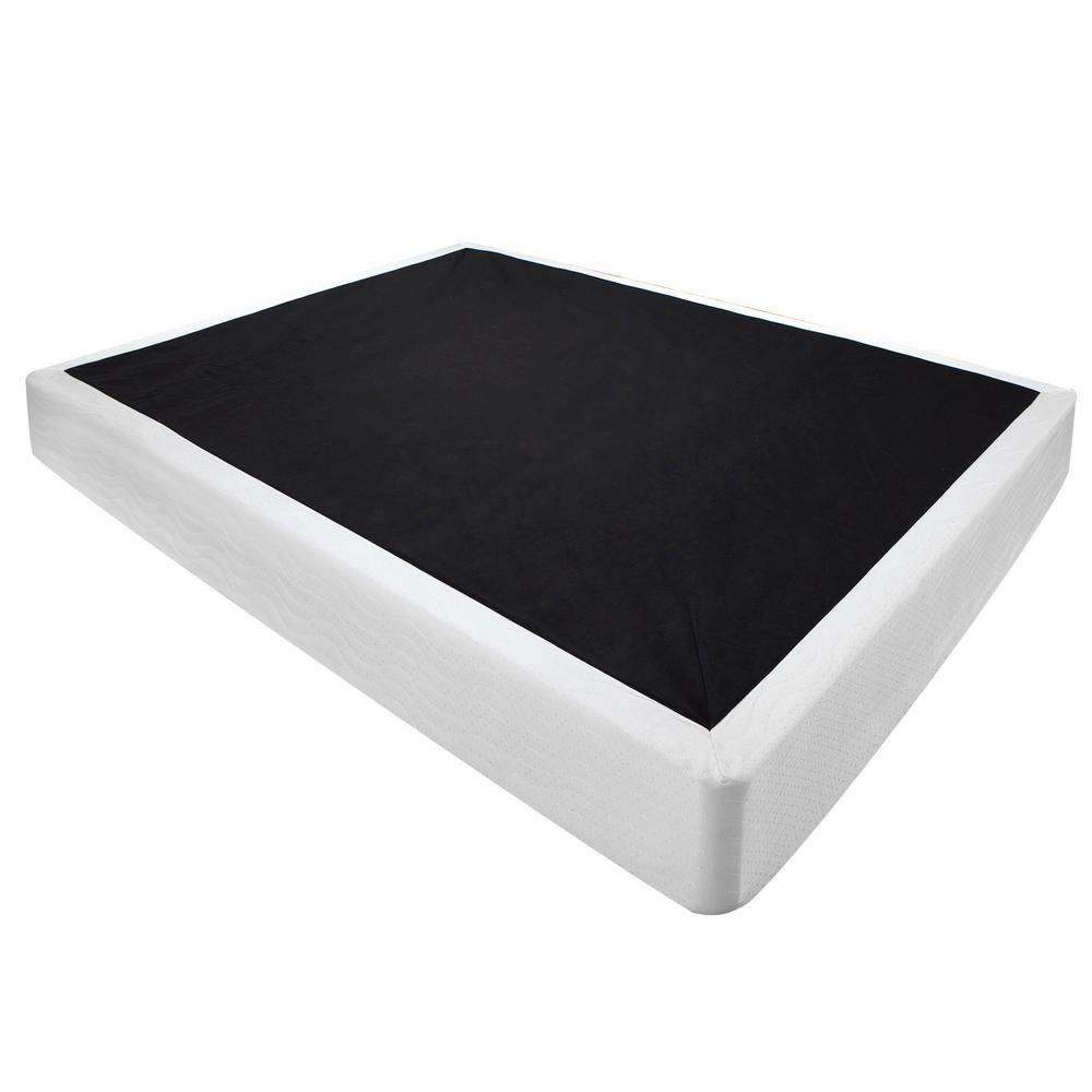 Instant Foundation Cal King-Size 8 in. H Regular Profile Mattress Foundation