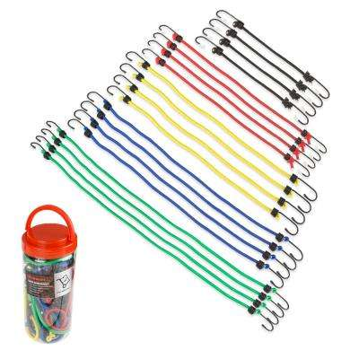 Assortment Bungee Cords (20-Pack)