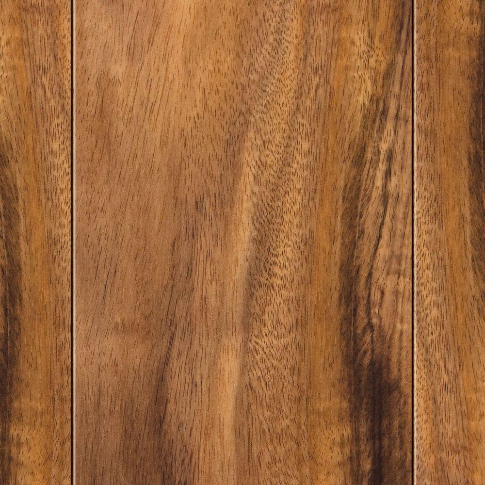 Home Legend Natural Acacia 3/4 in. Thick x 3-5/8 in. Wide x Random Length Solid Hardwood Flooring-DISCONTINUED