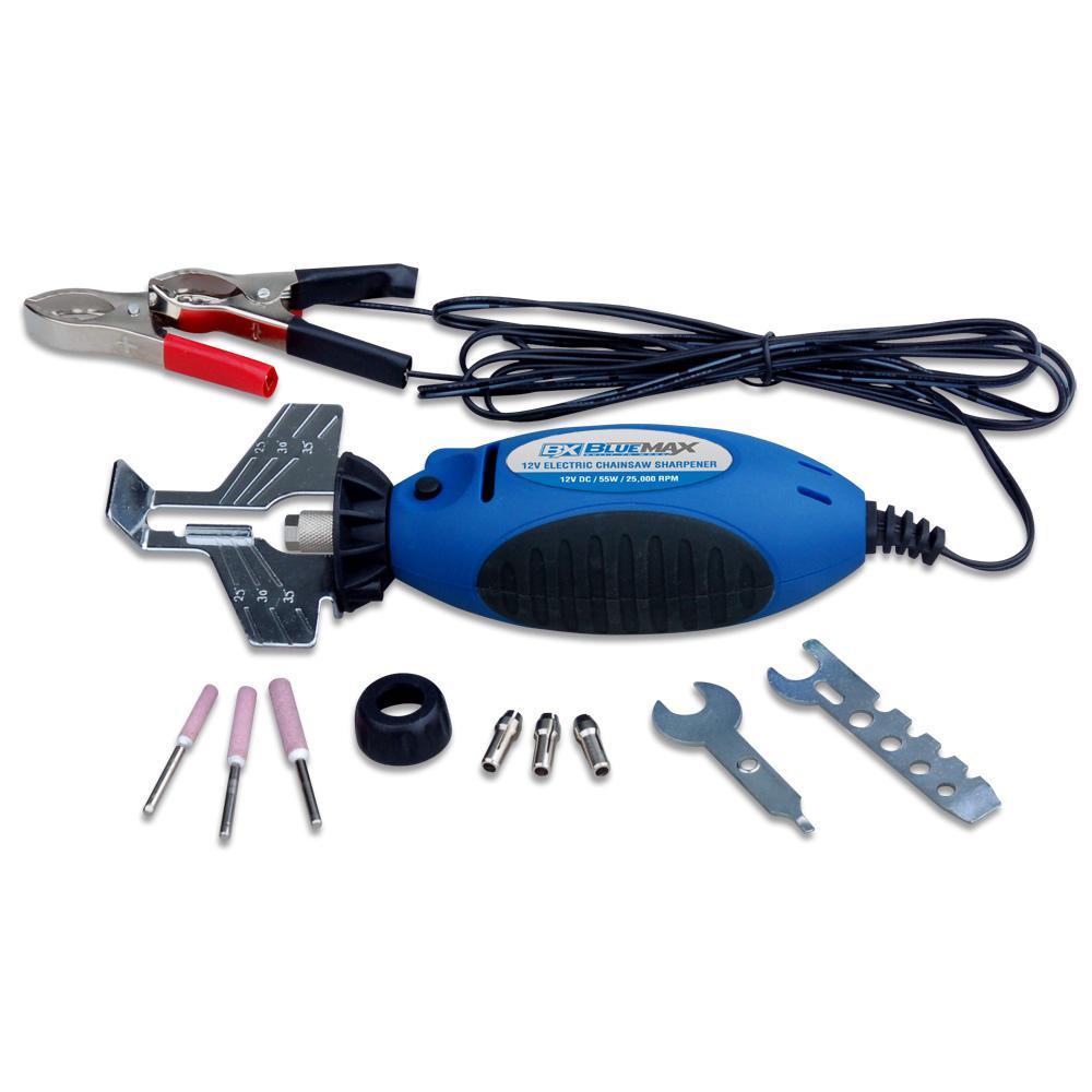 12-Volt Portable Electric Chain Saw Chain Sharpener
