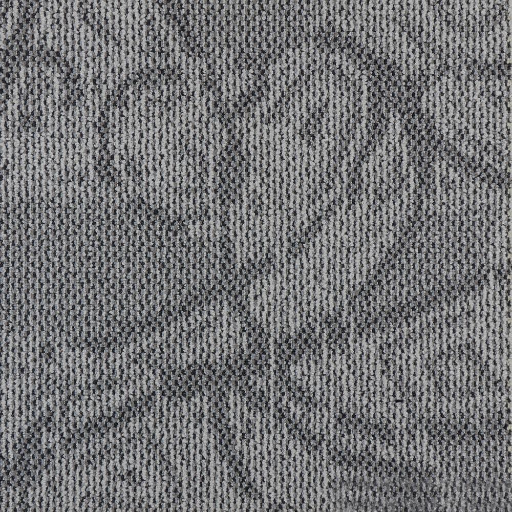 Royal Crown 19.68 in. x19.68 in. Carpet Tiles (8 Tiles/ Case)