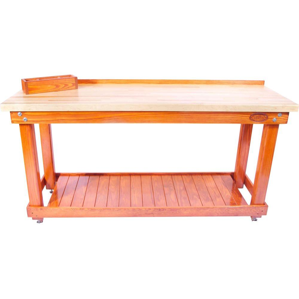 American Workbench 30 in. x 60 in. The Common Man Workbench