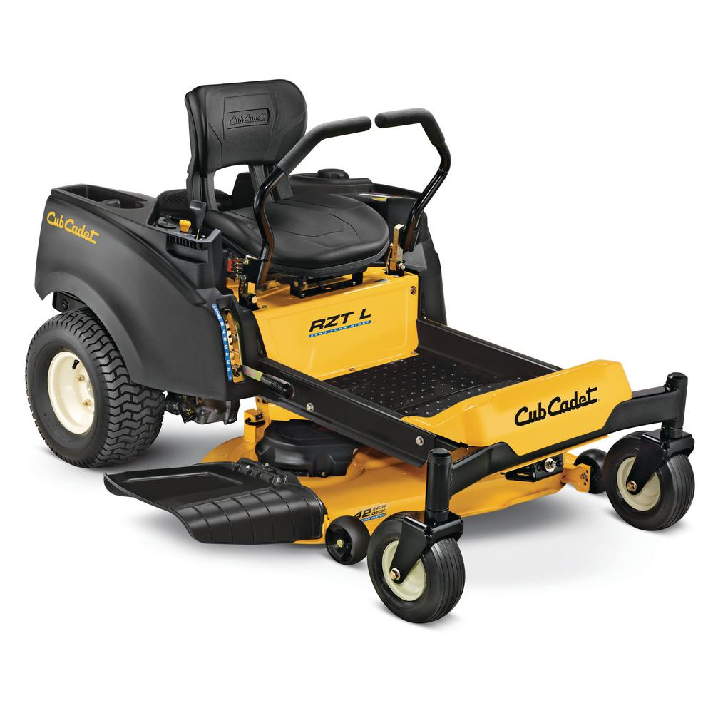 42 in. 688cc Honda V-Twin Dual-Hydro Zero-Turn Mower with Cub Connect