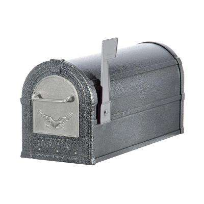 4800 Series Post-Mount Eagle Rural Mailbox