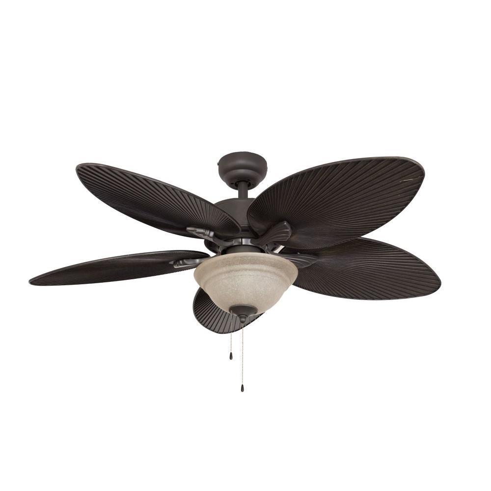 St. Croix 52 in. Bronze Ceiling Fan