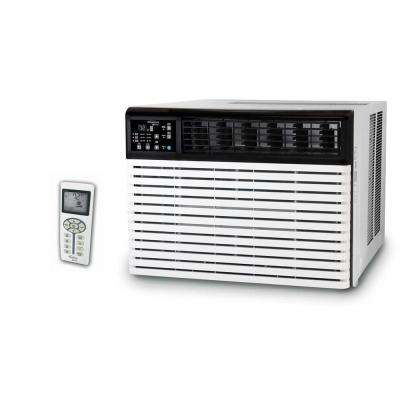 18,300 BTU 230-Volt Window Air Conditioner with LCD Remote Control, Energy Star