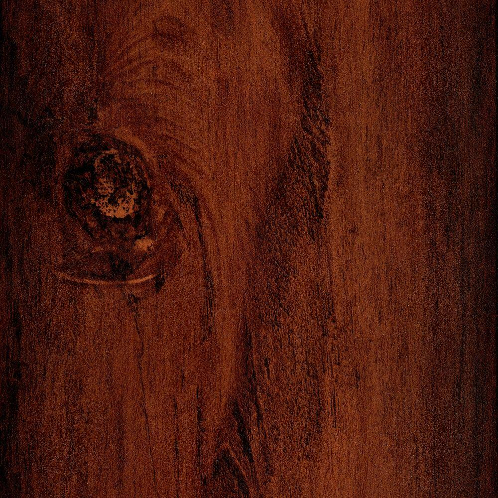 Distressed Maple Hardwood Flooring: Pergo XP Creekbed Hickory 8 Mm Thick X 5-7/32 In. Wide X
