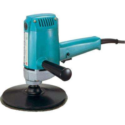 5.2 Amp Corded 7 in. Disc Sander with 7 in. backing pad and abrasive disc