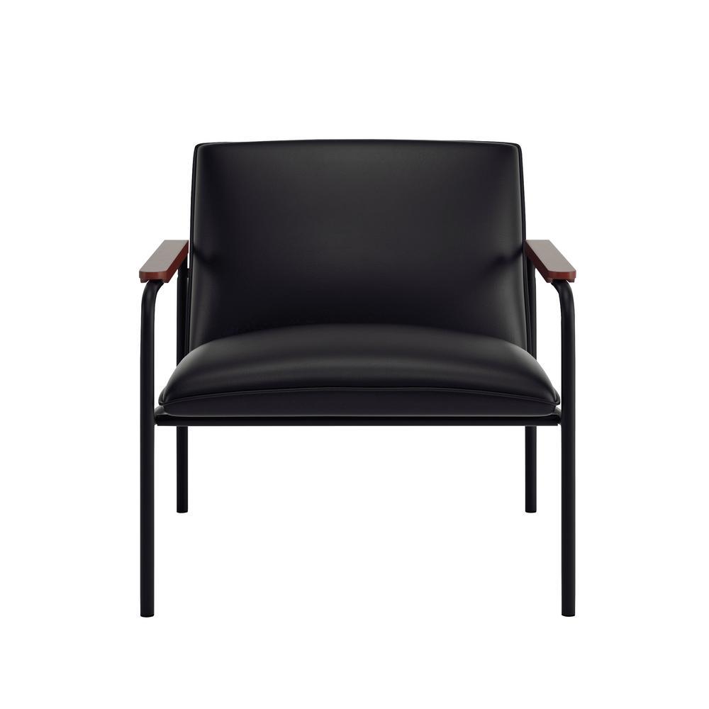 Boulevard Cafe Black Lounge Chair