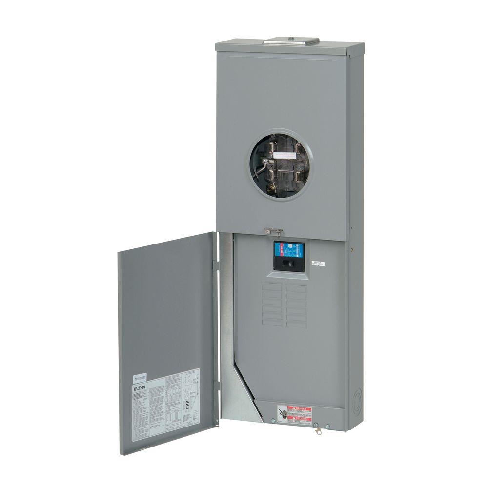 Circuit Panel Meter Unlimited Access To Wiring Diagram Information Inductancemeter Measuringandtestcircuit Eaton Ch 200 Amp 12 Space Non Euserc Breaker Rh Homedepot Com